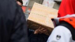 Novogodisnja Humanitarna Akcija I Poseta Svratista Za Decu 001